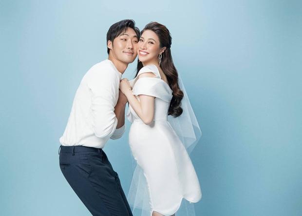Pha Lê hạ sinh con gái đầu lòng, vỡ oà tiết lộ luôn phản ứng đặc biệt của ông xã người Hàn - Ảnh 4.