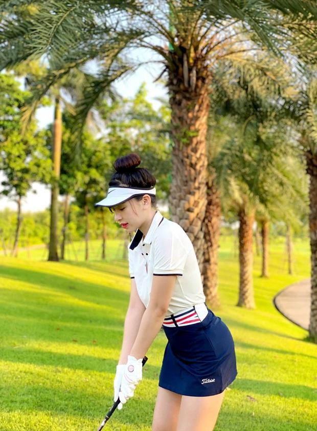 Về chuyện ra sân golf săn đại gia, ái nữ nhà diva lẫn vợ sắp cưới của giám đốc nói gì? - Ảnh 15.