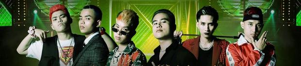Rap Việt soán ngôi chính mình để giành top 1 trending YouTube trong chưa đầy 1 ngày - Ảnh 1.