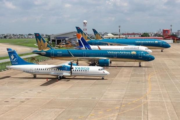 Vietnam Airlines, Pacific Airlines, VASCO nhận vận chuyển miễn phí hàng cứu trợ đến các tỉnh miền Trung - Ảnh 1.