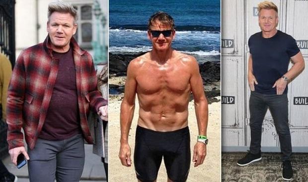 Bật mí 5 tips cực đỉnh giúp đầu bếp Gordon Ramsay giảm hơn 22kg khiến ai nấy đều bất ngờ - Ảnh 2.