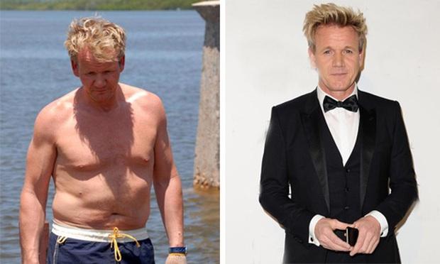 Bật mí 5 tips cực đỉnh giúp đầu bếp Gordon Ramsay giảm hơn 22kg khiến ai nấy đều bất ngờ - Ảnh 1.