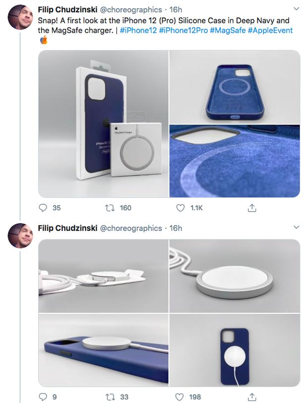 Combo hút máu với sạc MagSafe và ốp silicone mới cho iPhone 12 của Apple bị cư dân mạng chê tới, chê tấp - Ảnh 1.
