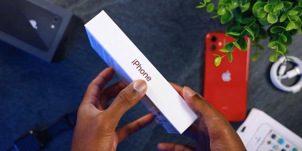 Cận cảnh iPhone 11 date mới với hộp siêu mỏng, bỏ củ sạc và tai nghe - Ảnh 2.