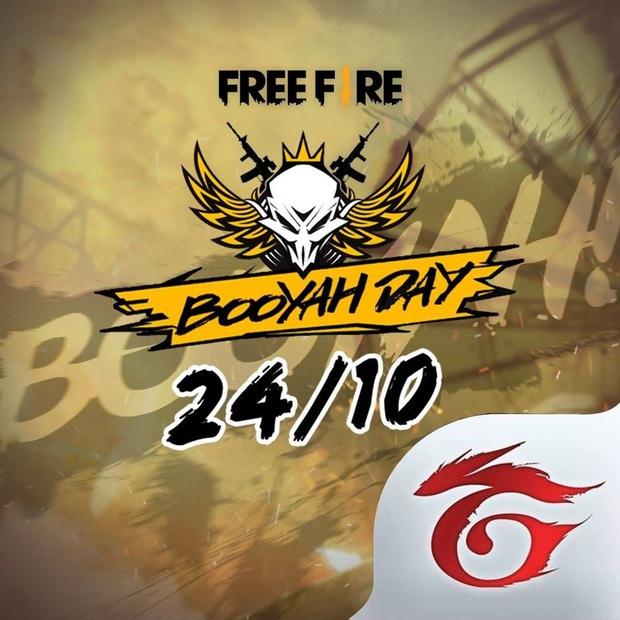Free Fire: Game thủ nhận được nhiều quà cỡ nào từ sự kiện Booyah Day 24/10? - Ảnh 7.