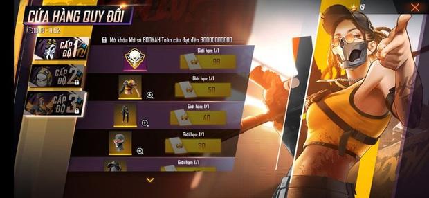 Free Fire: Game thủ nhận được nhiều quà cỡ nào từ sự kiện Booyah Day 24/10? - Ảnh 2.