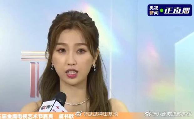 Bóc trần nhan sắc dàn sao Kim Ưng khi không có PTS: Victoria gây thất vọng, Lưu Đào chấp đàn em với visual đỉnh cao - Ảnh 5.