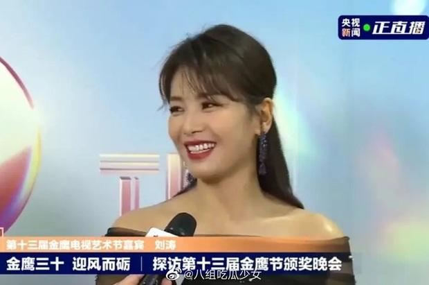 Bóc trần nhan sắc dàn sao Kim Ưng khi không có PTS: Victoria gây thất vọng, Lưu Đào chấp đàn em với visual đỉnh cao - Ảnh 11.