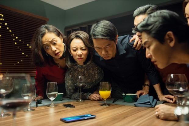 Người Quen Xa Lạ: Bản Hàn đầy twist sốc của Tiệc Trăng Máu, bữa tối ác mộng bóc trần bí mật động trời của hội bạn thân - Ảnh 10.