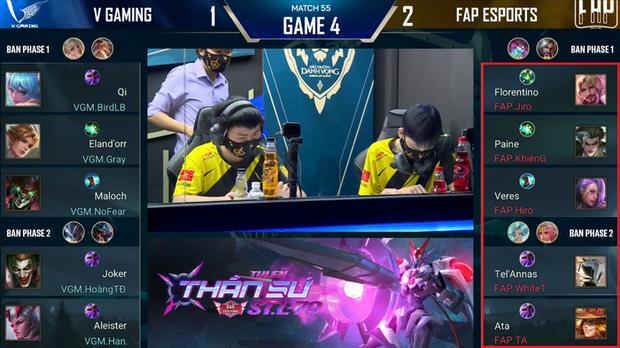 FAP Esports đúng chuẩn rạp xiếc: Chọn đội hình theo tên tướng để ghép thành FAP TV, để rồi thất bại trước VGM - Ảnh 1.