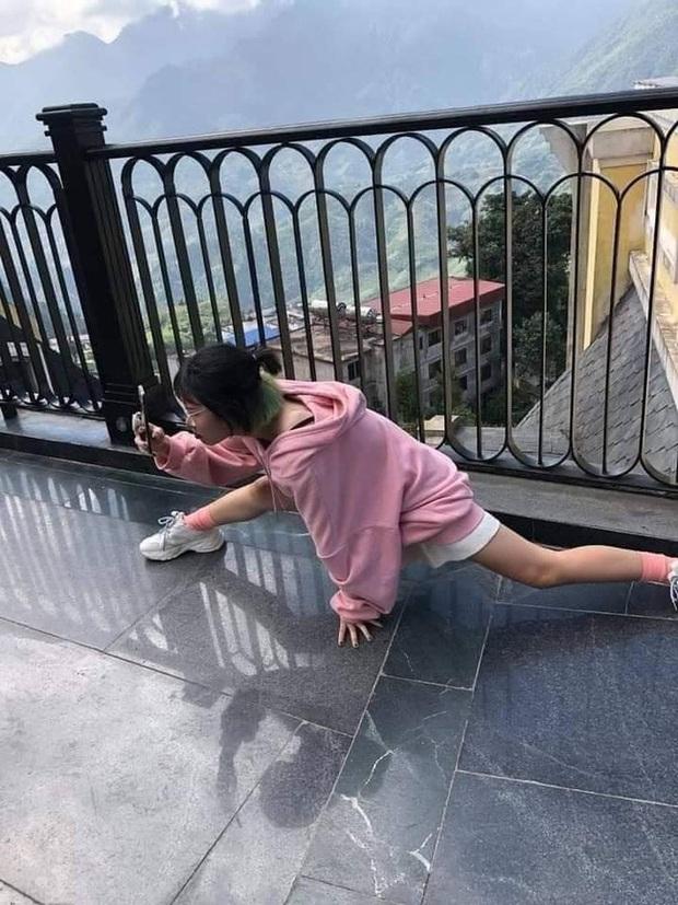Cô gái không ngại lăn lê bò toài chụp ảnh cực có tâm cho bạn thân và cái kết sang chấn tâm lý khi được chụp lại! - Ảnh 3.