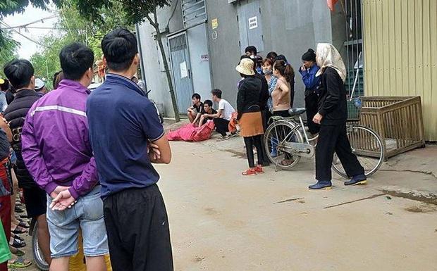 Bắc Giang: Phát hiện vợ cùng người đàn ông lạ trong phòng trọ, chồng vác dao truy sát khiến 2 người thương vong - Ảnh 1.