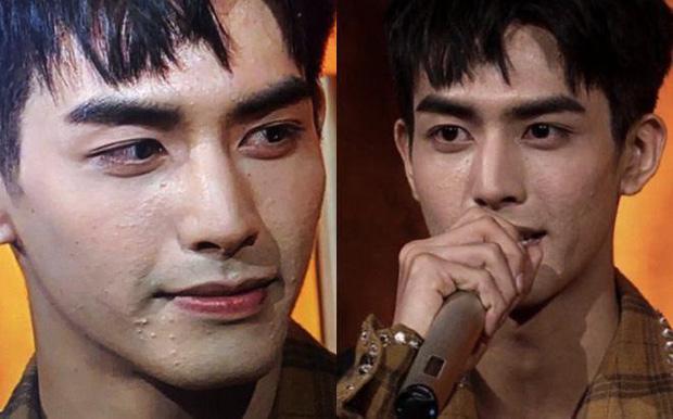 Tống Uy Long: Tân binh chuyên cặp chị lớn trên phim lại thích hôn gái xinh trên phố, cứ đụng cổ trang là bị fan chê tan tành - Ảnh 2.