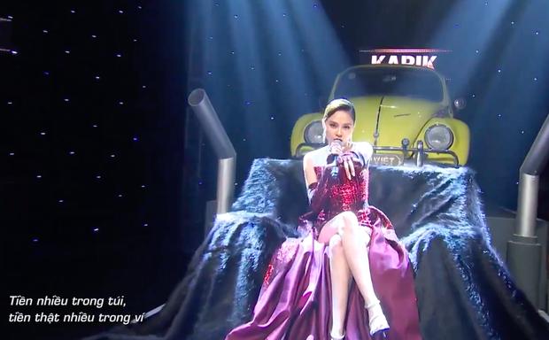 2 giọng hát giúp Quái vật GDucky thăng hạng trong mắt khán giả Rap Việt - Ảnh 5.
