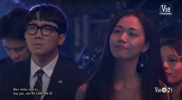Gái xinh vô tình chiếm spotlight trong màn biểu diễn của GDucky tại Rap Việt, đến bây giờ vẫn chưa lộ info - Ảnh 1.