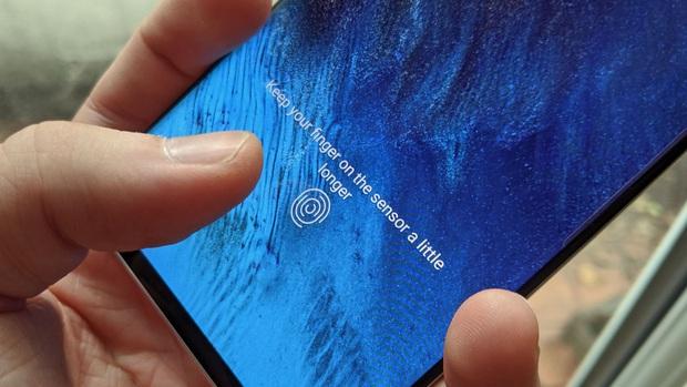 Apple có thể sẽ cho ra mắt một chiếc iPhone với cảm biến Touch ID dưới màn hình - Ảnh 1.