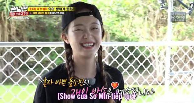 Những lần Jeon So Min chiếm sóng, bạo lực với loạt khách mời: Từ nắm tóc nữ idol kéo lê xềnh xệch đến đạp mạnh BLACKPINK - Ảnh 13.