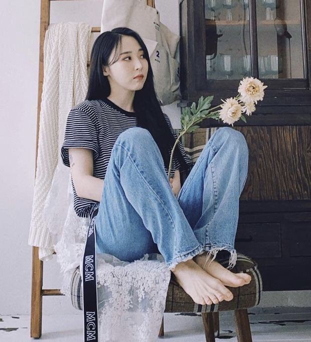 Từng phải hoãn debut vì vấn đề cân nặng, Moonbyul (Mamamoo) quyết giảm 11kg trong 1 tháng khiến ai cũng khâm phục - Ảnh 11.