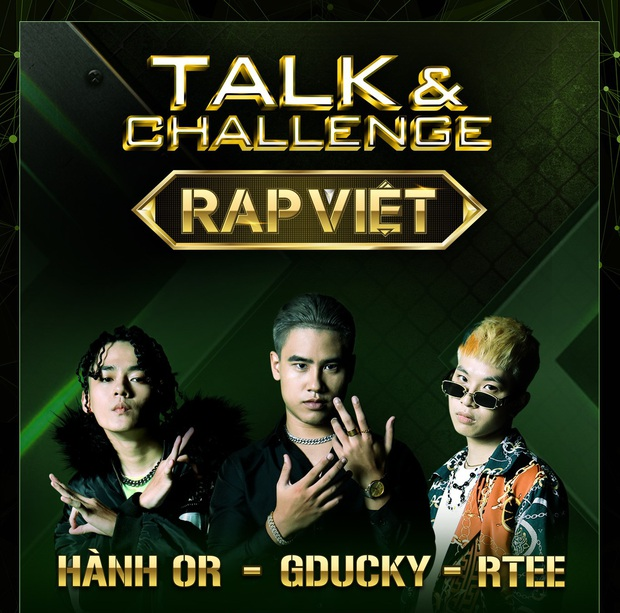 Không chỉ Rap đỉnh, GDucky (Rap Việt) còn có biệt tài vừa ăn chanh vừa hát cực hay - Ảnh 1.