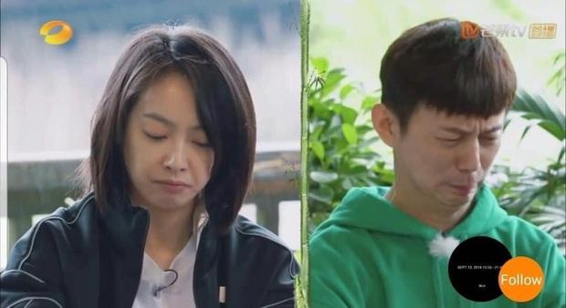 Netizen tranh nhau lý giải biểu cảm bĩu môi khó đỡ của Victoria: Do thói quen hay ghen tức với Triệu Lệ Dĩnh? - Ảnh 5.