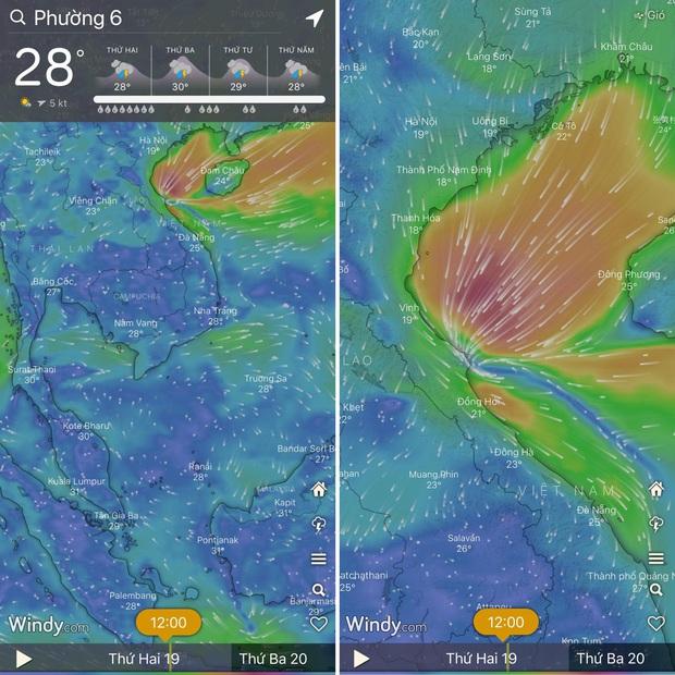 Bão lũ thế này, tải ngay top 3 ứng dụng dự báo thời tiết vô cùng hữu ích - Ảnh 1.
