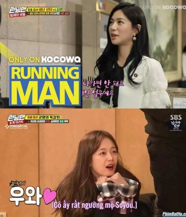 Những lần Jeon So Min chiếm sóng, bạo lực với loạt khách mời: Từ nắm tóc nữ idol kéo lê xềnh xệch đến đạp mạnh BLACKPINK - Ảnh 14.