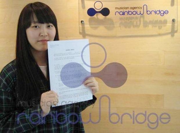 Từng phải hoãn debut vì vấn đề cân nặng, Moonbyul (Mamamoo) quyết giảm 11kg trong 1 tháng khiến ai cũng khâm phục - Ảnh 1.