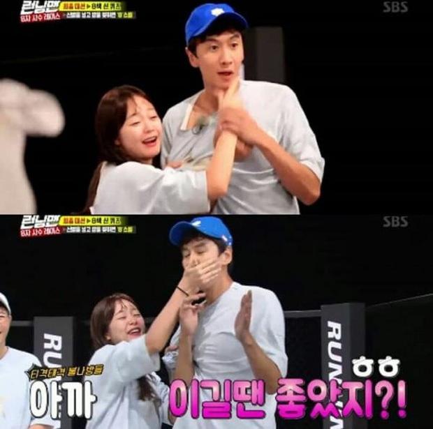 Những lần Jeon So Min chiếm sóng, bạo lực với loạt khách mời: Từ nắm tóc nữ idol kéo lê xềnh xệch đến đạp mạnh BLACKPINK - Ảnh 11.