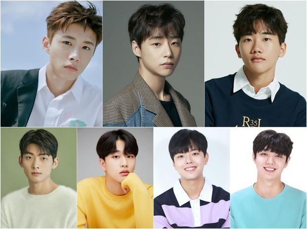 Dàn diễn viên thủ vai 7 nam thần toàn cầu BTS: Hết sao nhí đình đám Thế Giới Hôn Nhân đến mỹ nam phim siêu 18+ loạn luân - Ảnh 2.