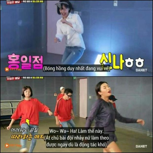 Những lần Jeon So Min chiếm sóng, bạo lực với loạt khách mời: Từ nắm tóc nữ idol kéo lê xềnh xệch đến đạp mạnh BLACKPINK - Ảnh 16.