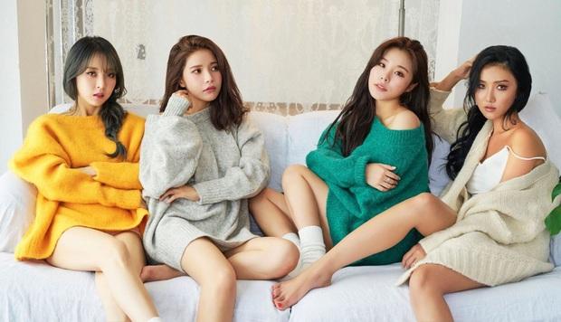 Từng phải hoãn debut vì vấn đề cân nặng, Moonbyul (Mamamoo) quyết giảm 11kg trong 1 tháng khiến ai cũng khâm phục - Ảnh 3.