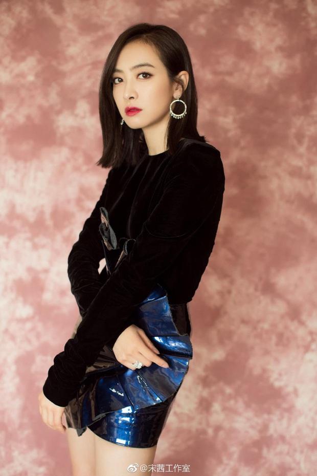 3 mỹ nhân thị phi nhất Kim Ưng 2020: Victoria ké fame loạt mỹ nam, Đồng Dao ngoại tình, bê bối nhất là Triệu Lệ Dĩnh - Ảnh 12.
