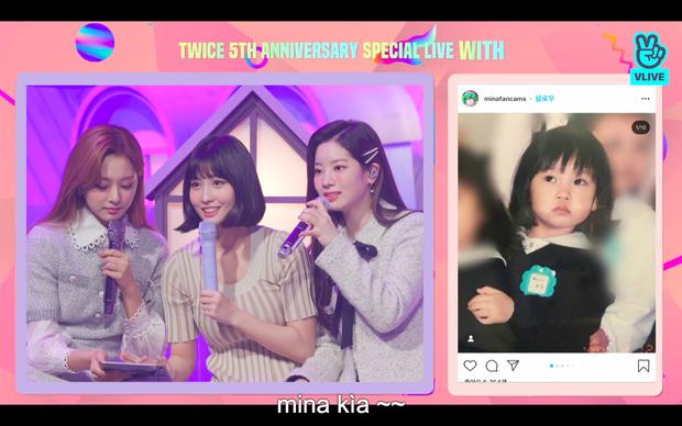Tròn 5 năm debut, TWICE mở buổi live đặc biệt: Jeongyeon vắng mặt, các thành viên không ngại spoil ca khúc mới khiến fan sướng rơn - Ảnh 28.