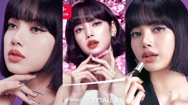 Lisa trở thành đại sứ toàn cầu của mỹ phẩm MAC, là nữ idol Kpop đầu tiên trong lịch sử được chọn - Ảnh 4.