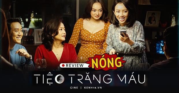 Tiệc Trăng Máu: Một đề tài trendy mà nhân vật khóc - khán giả cười, chuyện hiếm thấy ở phim Việt! - Ảnh 1.
