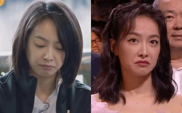 Netizen tranh nhau lý giải biểu cảm bĩu môi khó đỡ của Victoria: Do thói quen hay ghen tức với Triệu Lệ Dĩnh? - Ảnh 6.