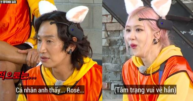 Phản ứng giận dỗi của Jennie (BLACKPINK) khi Lee Kwang Soo chọn người xinh nhất BLACKPINK khiến fan thích thú - Ảnh 6.