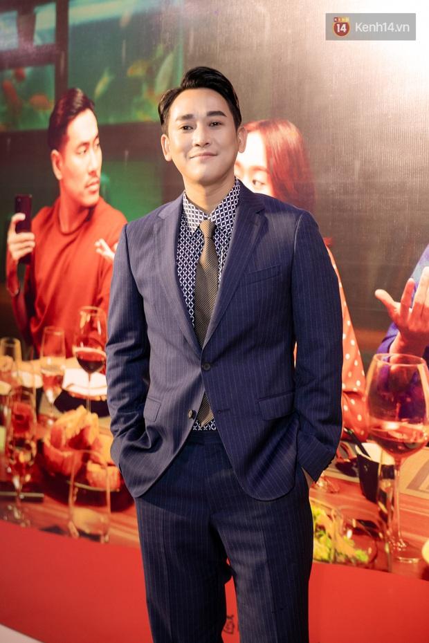 Kaity Nguyễn diện đồ kín bưng, để dàn mỹ nhân showbiz Việt chặt đẹp ở thảm đỏ Tiệc Trăng Máu - Ảnh 5.