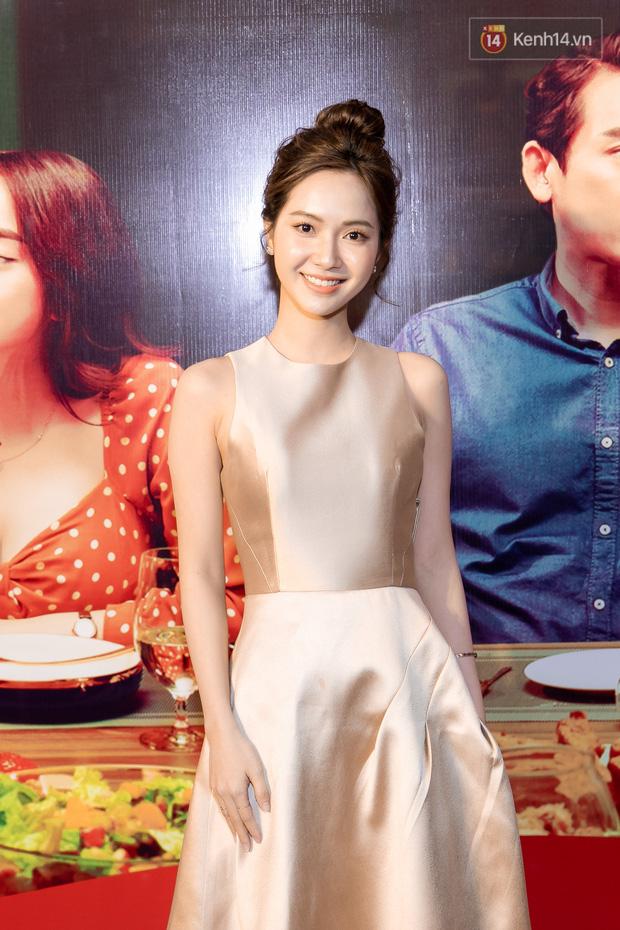 Kaity Nguyễn diện đồ kín bưng, để dàn mỹ nhân showbiz Việt chặt đẹp ở thảm đỏ Tiệc Trăng Máu - Ảnh 8.