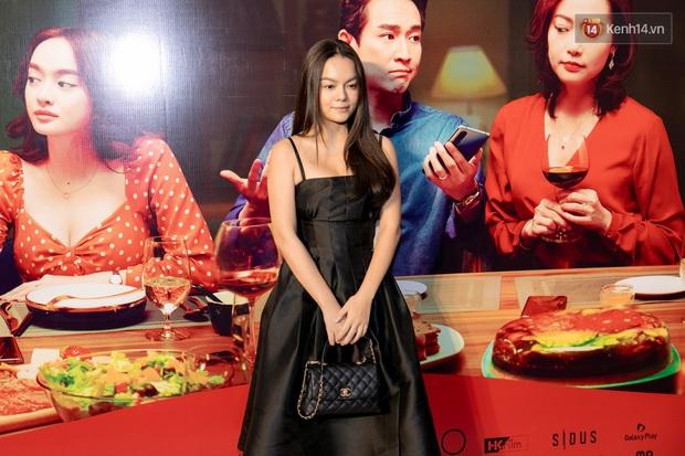 Kaity Nguyễn diện đồ kín bưng, để dàn mỹ nhân showbiz Việt chặt đẹp ở thảm đỏ Tiệc Trăng Máu - Ảnh 7.