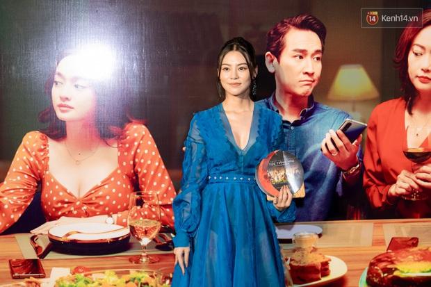 Kaity Nguyễn diện đồ kín bưng, để dàn mỹ nhân showbiz Việt chặt đẹp ở thảm đỏ Tiệc Trăng Máu - Ảnh 14.
