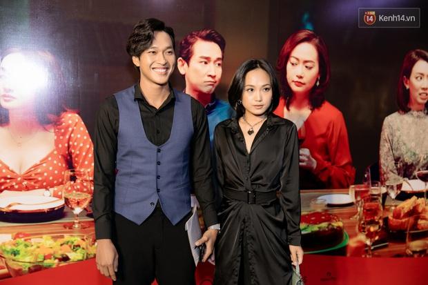 Kaity Nguyễn diện đồ kín bưng, để dàn mỹ nhân showbiz Việt chặt đẹp ở thảm đỏ Tiệc Trăng Máu - Ảnh 26.