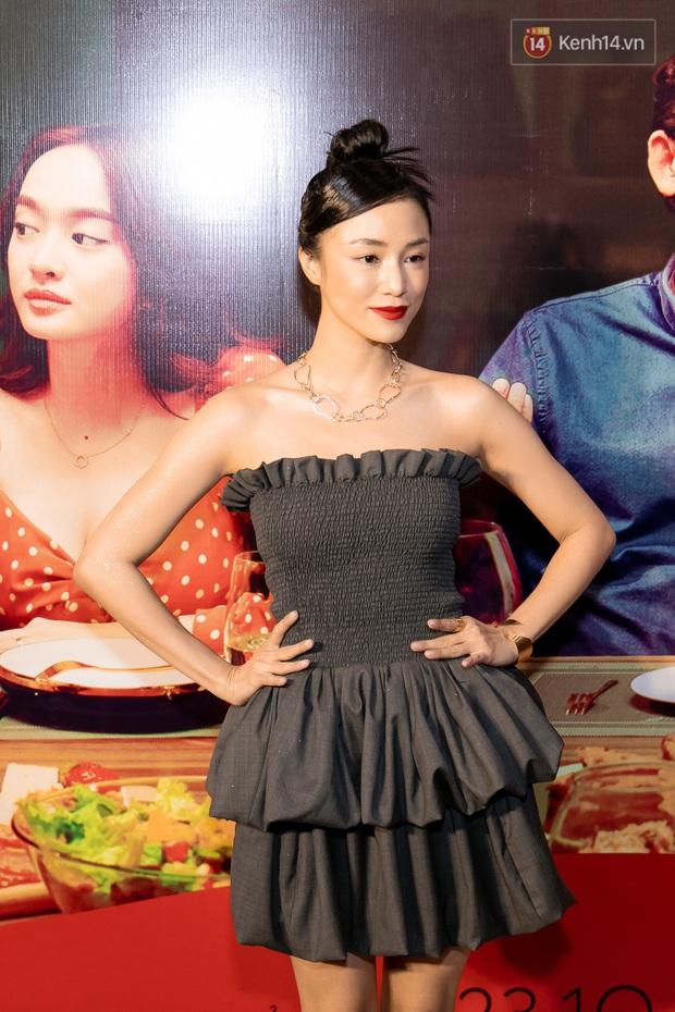 Kaity Nguyễn diện đồ kín bưng, để dàn mỹ nhân showbiz Việt chặt đẹp ở thảm đỏ Tiệc Trăng Máu - Ảnh 17.