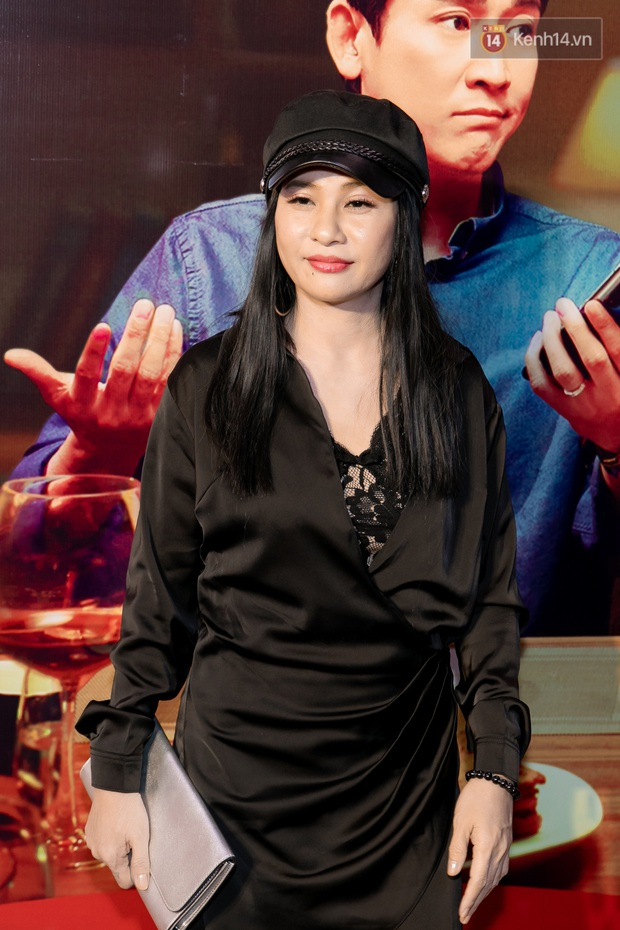 Kaity Nguyễn diện đồ kín bưng, để dàn mỹ nhân showbiz Việt chặt đẹp ở thảm đỏ Tiệc Trăng Máu - Ảnh 15.