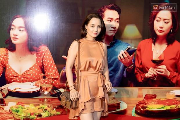 Kaity Nguyễn diện đồ kín bưng, để dàn mỹ nhân showbiz Việt chặt đẹp ở thảm đỏ Tiệc Trăng Máu - Ảnh 16.