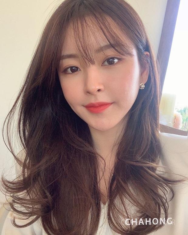 Tinh ý lắm mới nhận ra gái Hàn để tóc mái kiểu nào cũng tính toán kỹ về độ dài, học theo thì chẳng bao giờ fail - Ảnh 1.