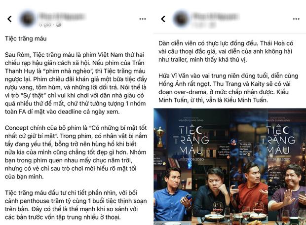 Netizen review nóng Tiệc Trăng Máu: Bom tấn Việt tròn trịa nhất năm, phim hay ăn đứt bản Hàn nha! - Ảnh 8.