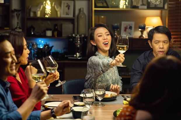 Tiệc Trăng Máu: Một đề tài trendy mà nhân vật khóc - khán giả cười, chuyện hiếm thấy ở phim Việt! - Ảnh 9.