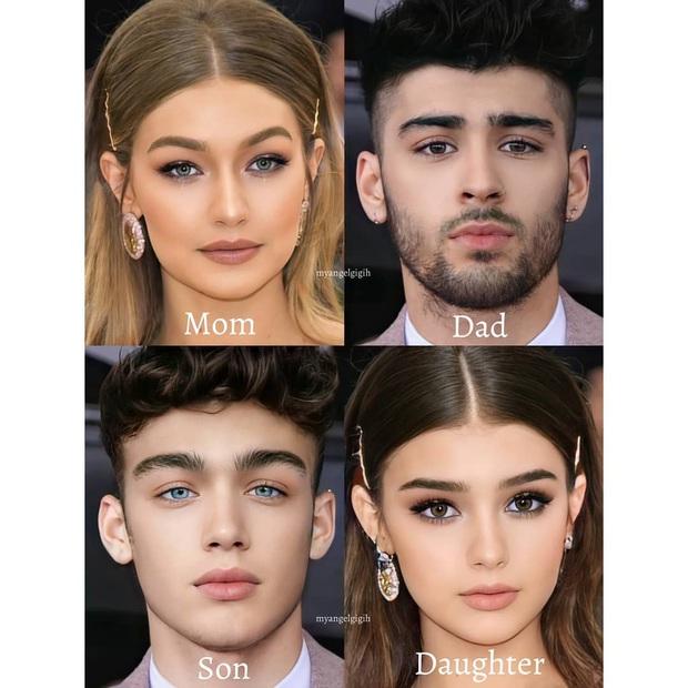 Lạ như con gái nhà couple hot nhất Hollywood Gigi Hadid và Zayn: Chưa lộ mặt, nhưng 5 lần 7 lượt gây bão MXH chỉ vì... 1 bàn tay - Ảnh 9.