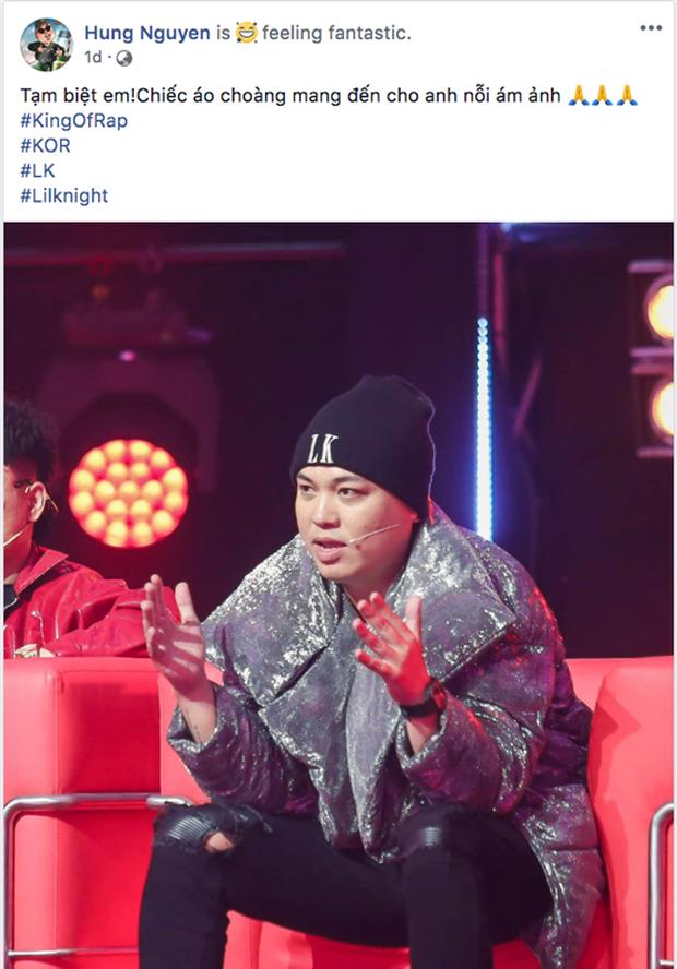 Có thể bạn chưa biết: Stylist được Mỹ Tâm tin tưởng trong MV sai trái hoá ra cũng làm cho King Of Rap, HLV diện đồ xong than thở ám ảnh - Ảnh 6.